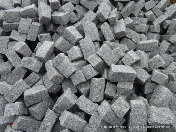 Granit Randsteine, Bordsteine